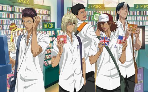新テニスの王子様に登場する「比嘉中学校」のキャラクター情報一覧表!