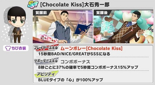 [Chocolate Kiss]大石秀一郎