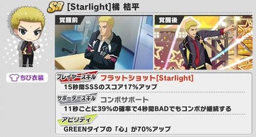 [Starlight]橘桔平