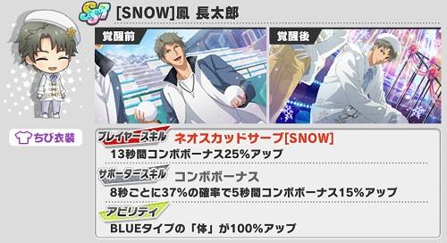 [SNOW]鳳長太郎