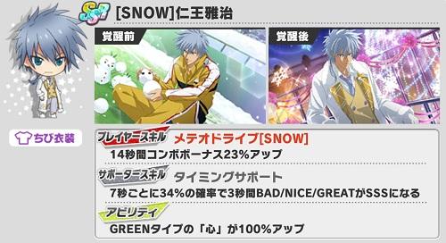 [SNOW]仁王雅治