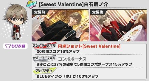 [Sweet Valentine]白石蔵ノ介