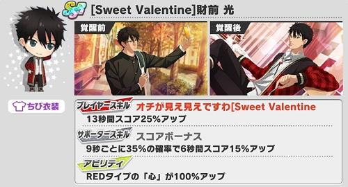 [Sweet Valentine]財前光
