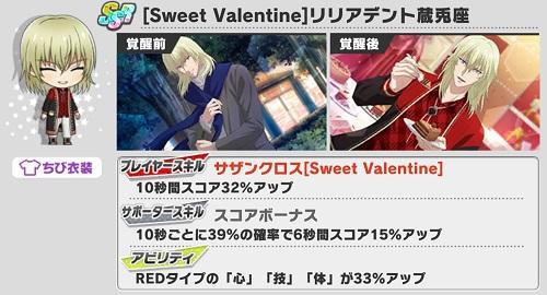 [Sweet Valentine]リリアデント蔵兎座