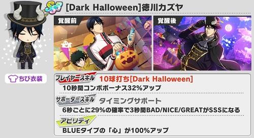 [Dark Halloween]徳川カズヤ